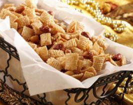 Caramel-Chex-Brittle gluten